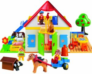 Coffret playmobil 123